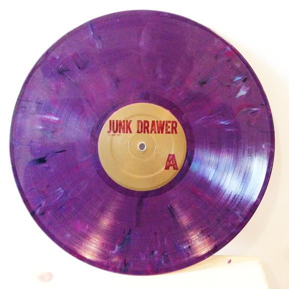 Headnodic - Junk Drawer Vinyl