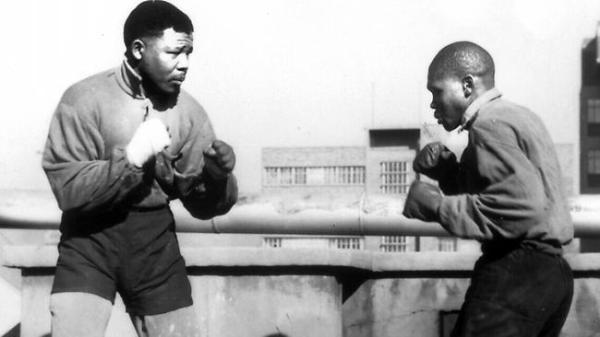 Nelson Mandela - Boxing