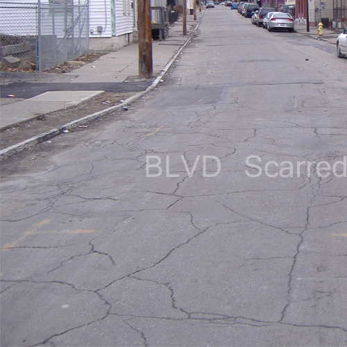 JUSTME - BLVD SCARRED