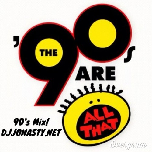 DJ JONASTY - THE 90s MIX