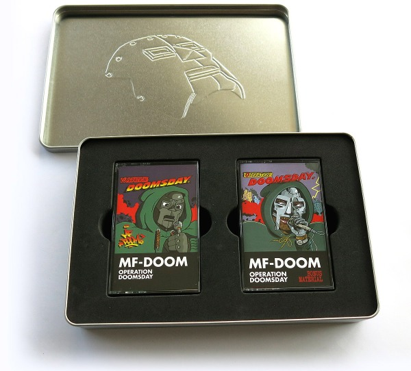 doomsday Cassette box set
