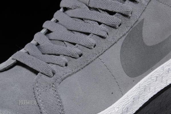 Nike SB Blazer Cool Grey 2