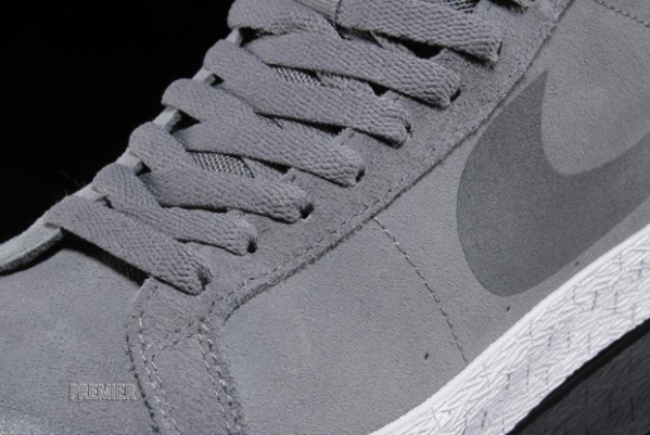 Nike SB Blazer Cool Grey 2