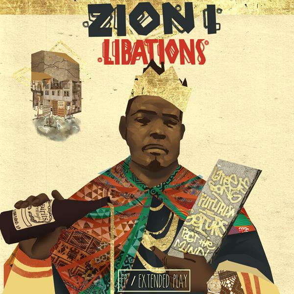 Zion I - Liberation EP