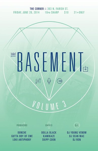 The Basement Vol 3