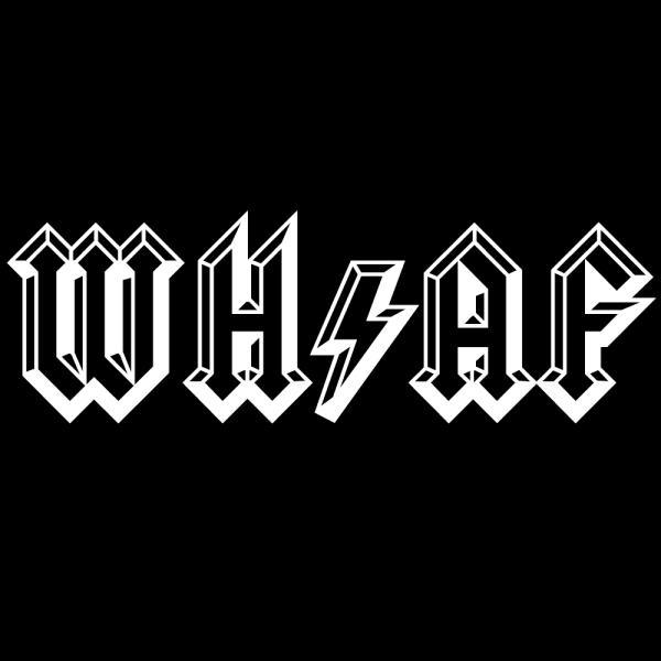 WHAF Logo
