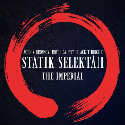 Statik Selektah - The Imperial