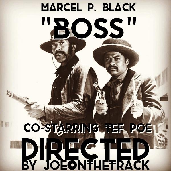 Marcel P Black - Boss